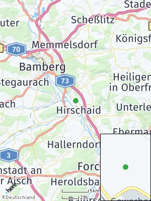 Here Map of Strullendorf