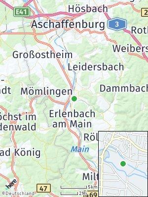 Here Map of Elsenfeld