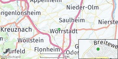 Google Map of Sulzheim