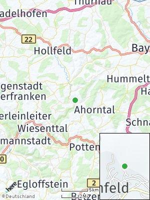 Here Map of Waischenfeld