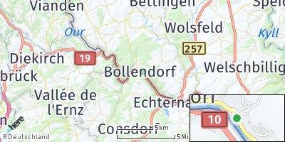 Google Map of Bollendorf