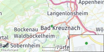 Google Map of Rüdesheim