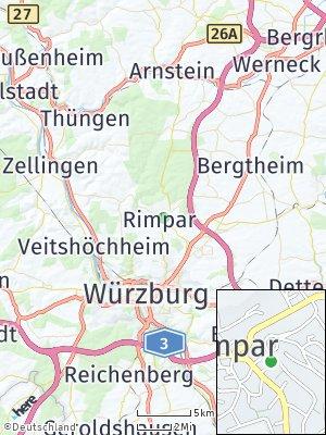 Here Map of Rimpar