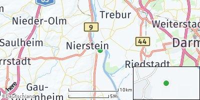 Google Map of Oppenheim