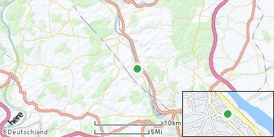 Google Map of Erlabrunn