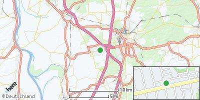 Google Map of Griesheim