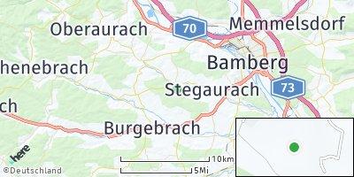 Google Map of Walsdorf
