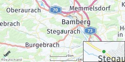 Google Map of Stegaurach