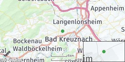 Google Map of Hargesheim