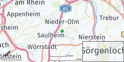Google Map of Sörgenloch