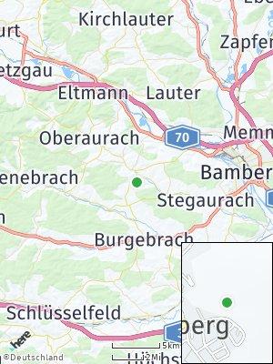 Here Map of Lisberg