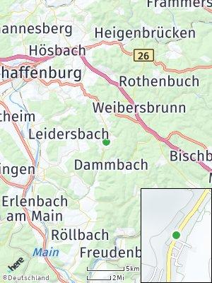 Here Map of Heimbuchenthal