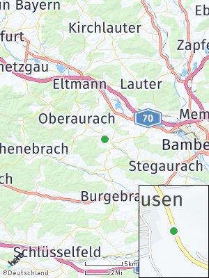 Here Map of Priesendorf