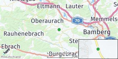 Google Map of Priesendorf
