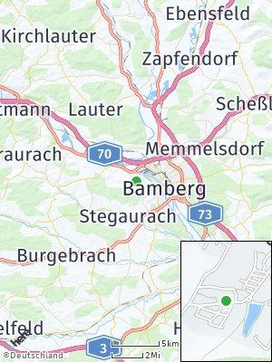 Here Map of Gaustadt