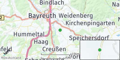 Google Map of Emtmannsberg