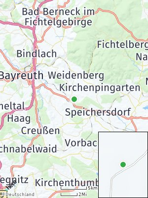 Here Map of Seybothenreuth
