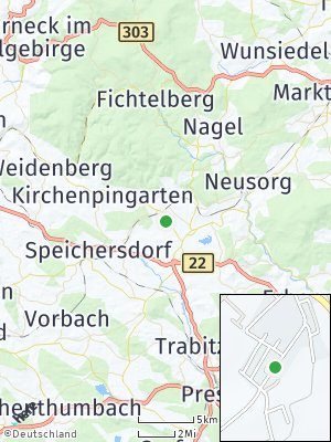 Here Map of Immenreuth
