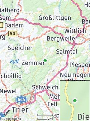 Here Map of Dierscheid