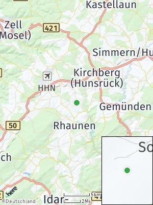 Here Map of Schwerbach