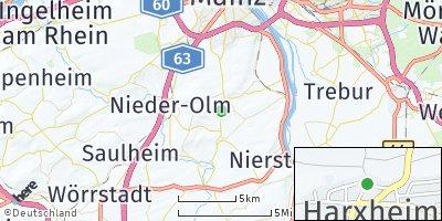 Google Map of Harxheim