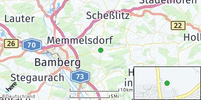 Google Map of Litzendorf