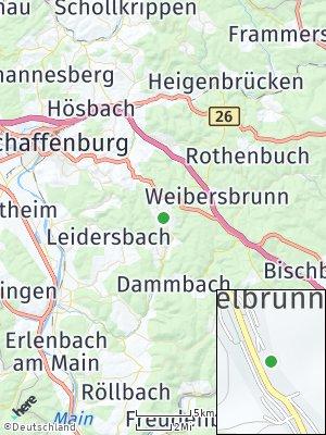 Here Map of Mespelbrunn