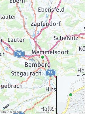 Here Map of Kramersfeld