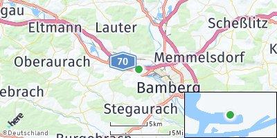 Google Map of Bischberg