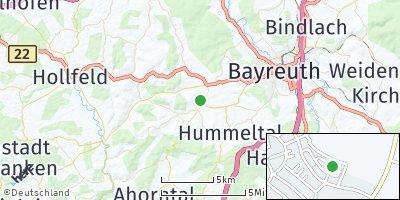 Google Map of Mistelgau