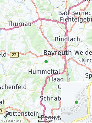 Here Map of Mistelbach