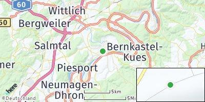 Google Map of Brauneberg