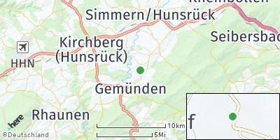 Google Map of Mengerschied