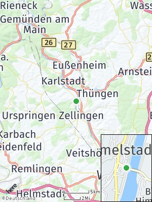 Here Map of Himmelstadt