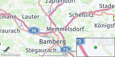 Google Map of Gundelsheim
