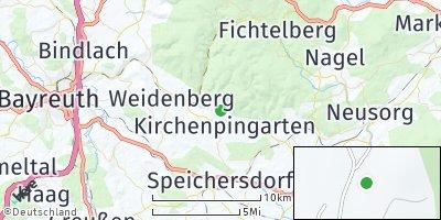 Google Map of Kirchenpingarten