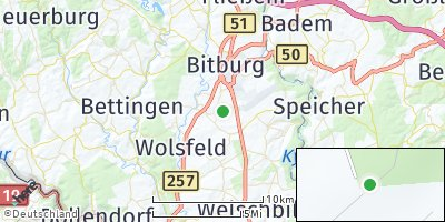 Google Map of Oberstedem