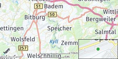 Google Map of Speicher