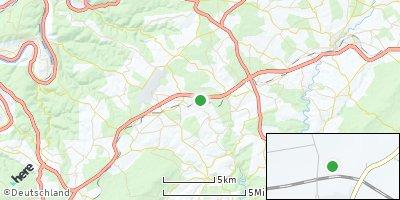 Google Map of Niedersohren