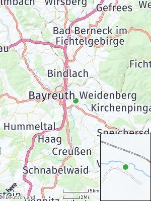 Here Map of Bauernhöfen