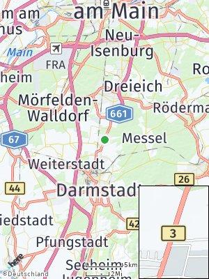 Here Map of Wixhausen