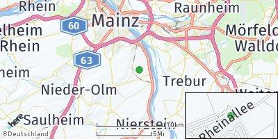 Google Map of Bodenheim