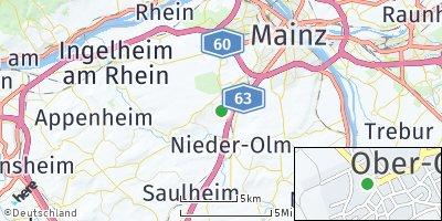 Google Map of Ober-Olm