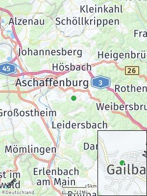 Here Map of Gailbach