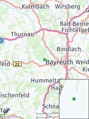 Here Map of Dörnhof