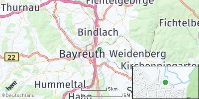 Google Map of Sankt Johannis