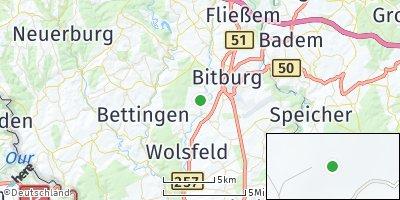 Google Map of Birtlingen
