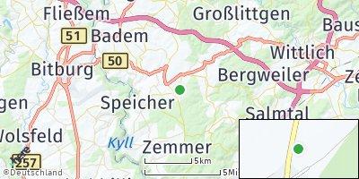 Google Map of Herforst