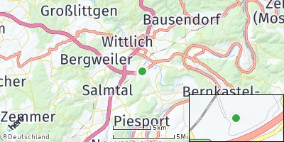 Google Map of Altrich