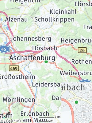 Here Map of Haibach